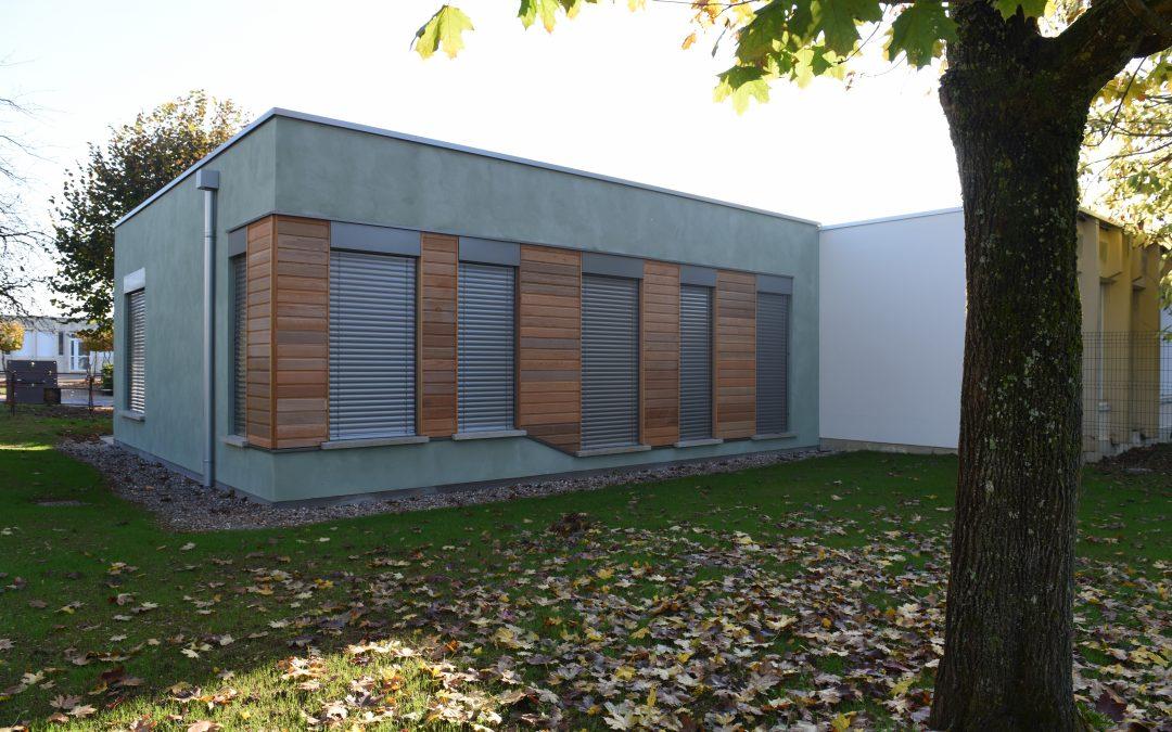 Extension de l'école maternelle Géo Condé – Velaine-en-Haye (54)