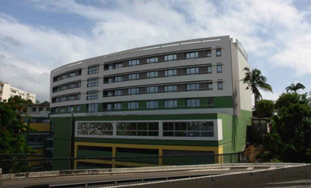 Extension de la clinique Saint-Paul – Fort-de-France (Martinique)