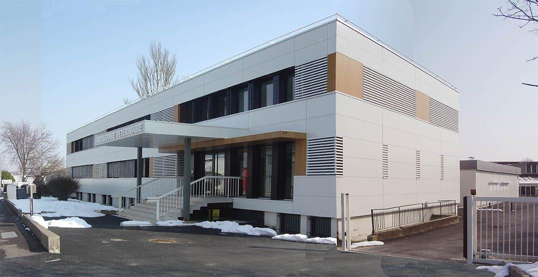 Laboratoire vétérinaire départemental – Besançon(25)