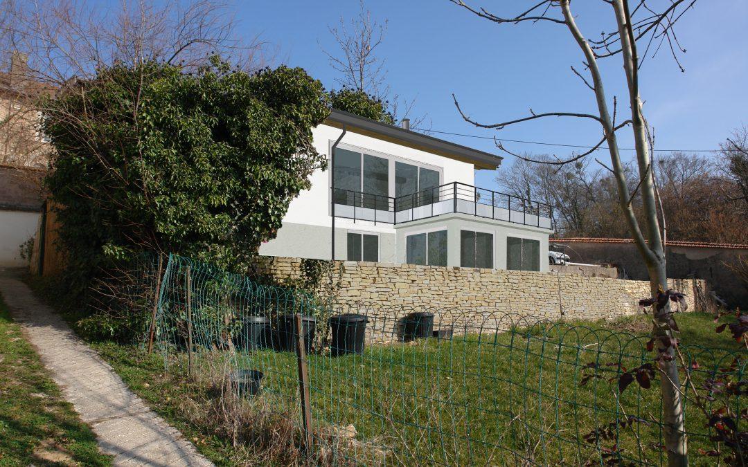 Extension d'une maison individuelle – Sentier des vignes – Nancy (54)
