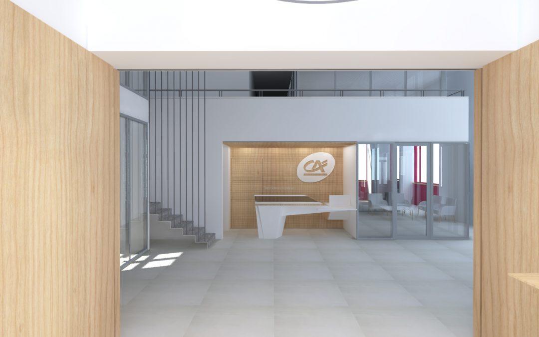 Agence Crédit Agricole -Thionville Capucins